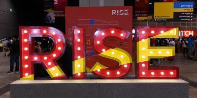 The 2016 RISE Conference held in Hong Kong. Pic: Flickr/RISE