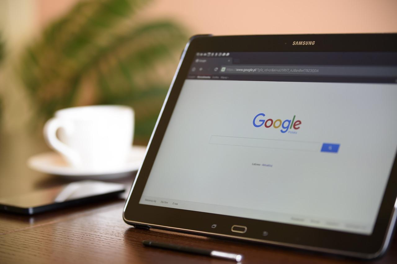 google tablet ipad