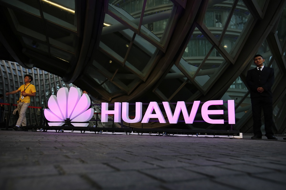 Huawei might be first to make blockchain-ready smartphones mainstream