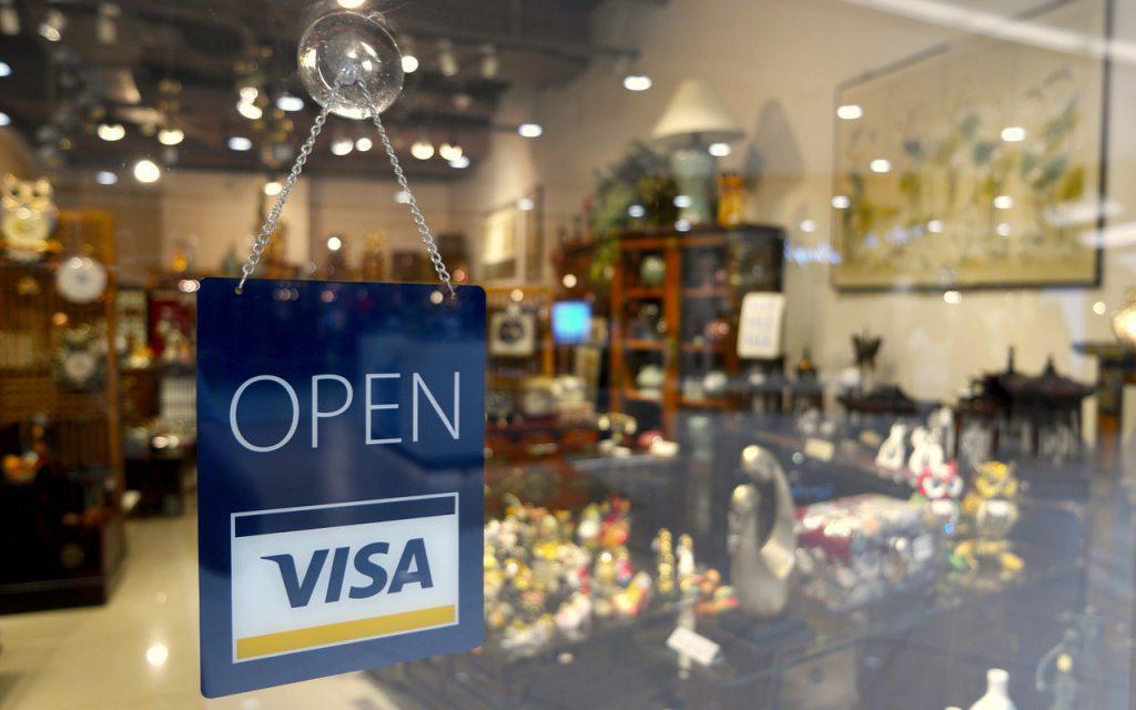 shop open sign retail