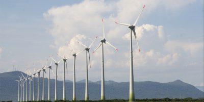 clean energy wind farm