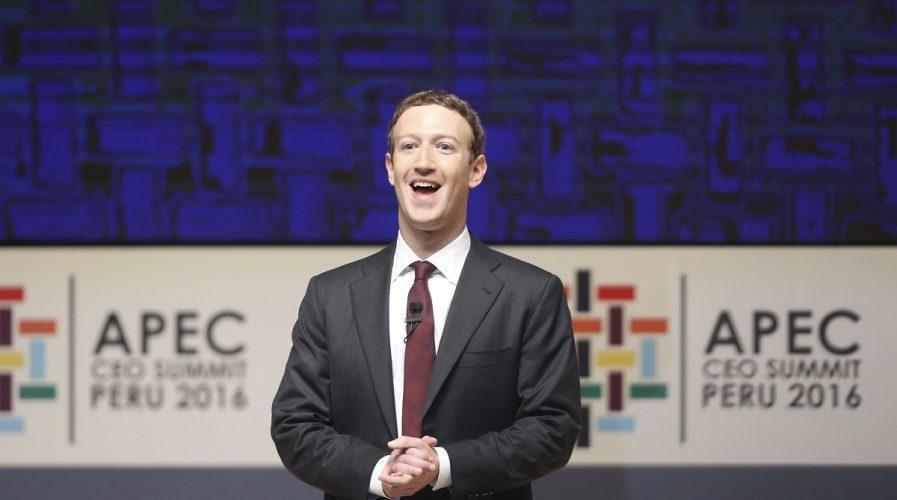 mark zuckerberg facebook asia pacific economic cooperation forum