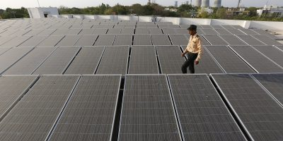 india solar rooftop plant energy