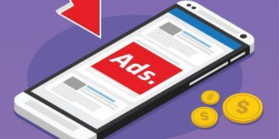 mobile advertising social media sponsored