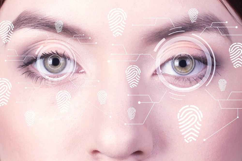 biometrics retina iris scan identity fraud
