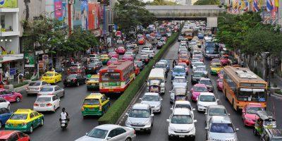 Bangkok, traffic