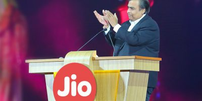 ceo reliance jio mukesh ambani
