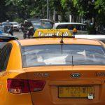 Indonesia, taxi