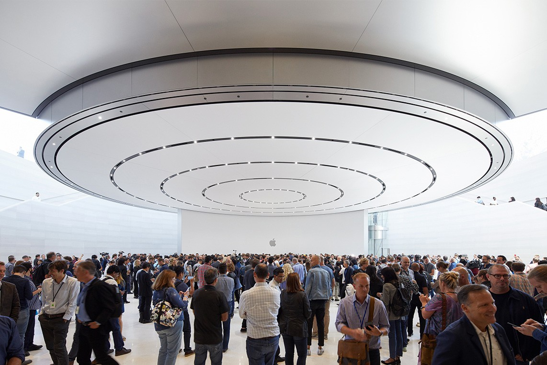 Steve Jobs Theater, Apple