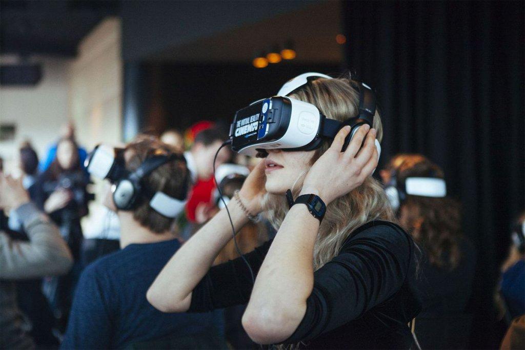The VR Cinema