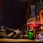 Alchemist's workbench