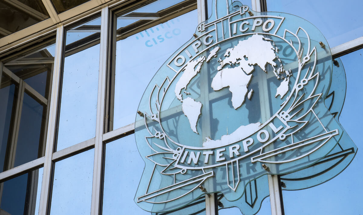 INTERPOL HQ