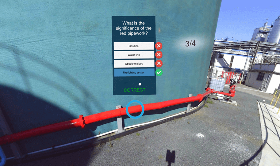 VR program