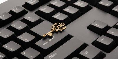 computer key