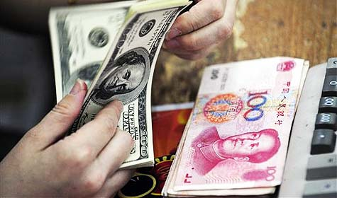 Can China's digital yuan unseat the dollar? Source: AP Photo