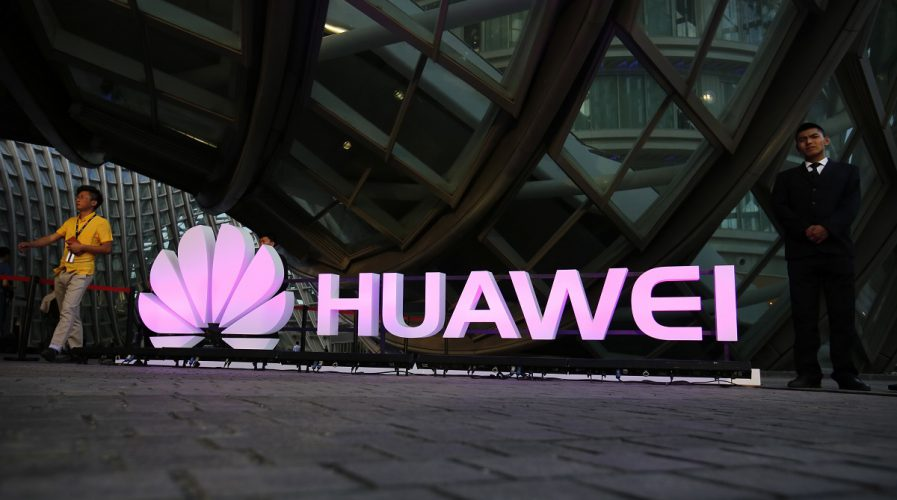 Huawei dragged China's smartphone market down in 2020