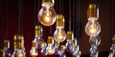 lightbulbs electricity