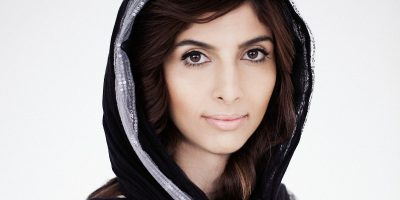Roya Mahboob, founder of CEO of the Afghan Citadel Software Company.