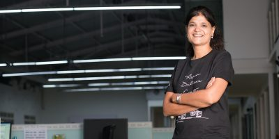 Sheelika Ravishankar team indus