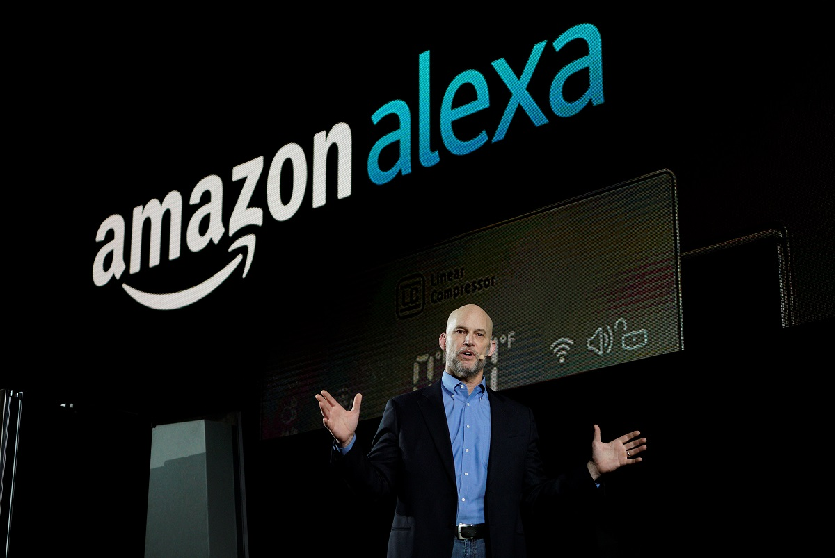 amazon alexa mike george
