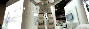 lynx robot amazon alexa ces 2017