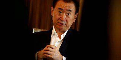 wang jianlin chairman wanda group