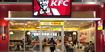 kfc china chicken restaurant