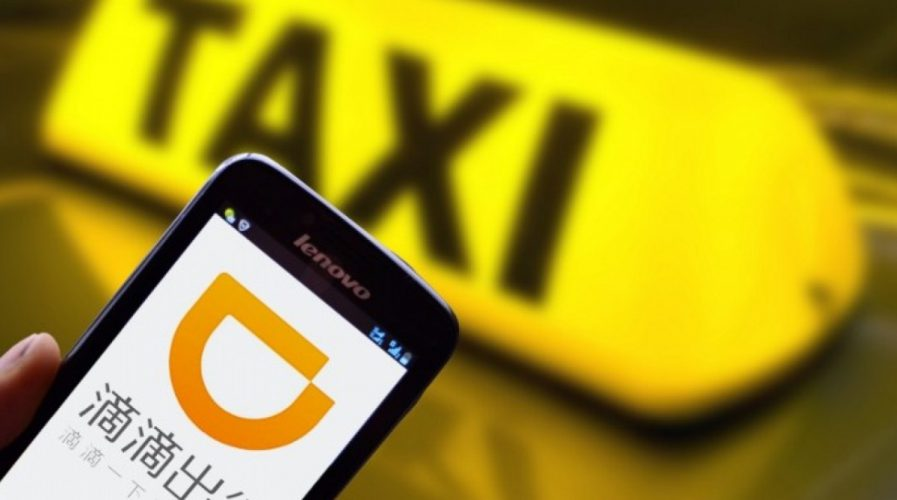 DiDi Chuxing invests in own electric cars