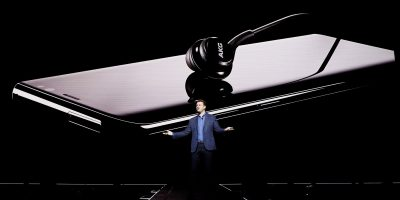Samsung, Galaxy S8, smartphone