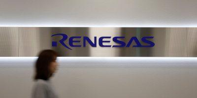 Renesas, chip maker