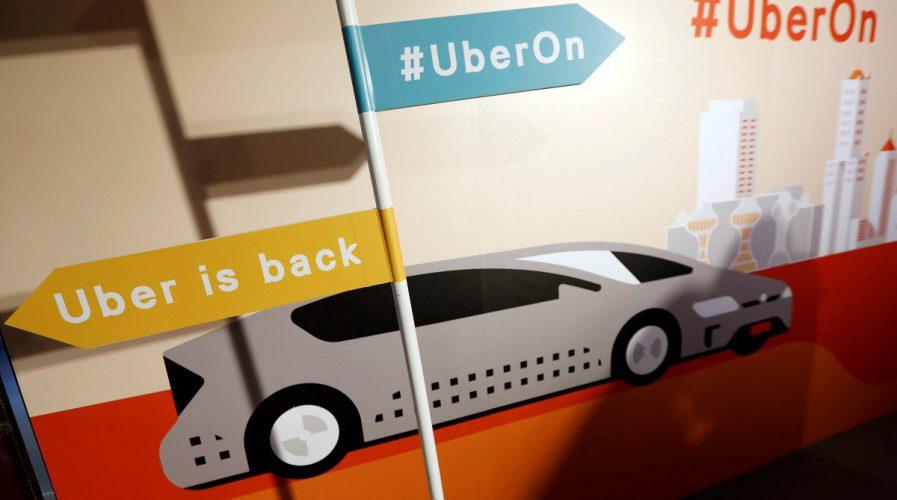 uber taiwan