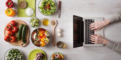 online grocery, produce, vegetables