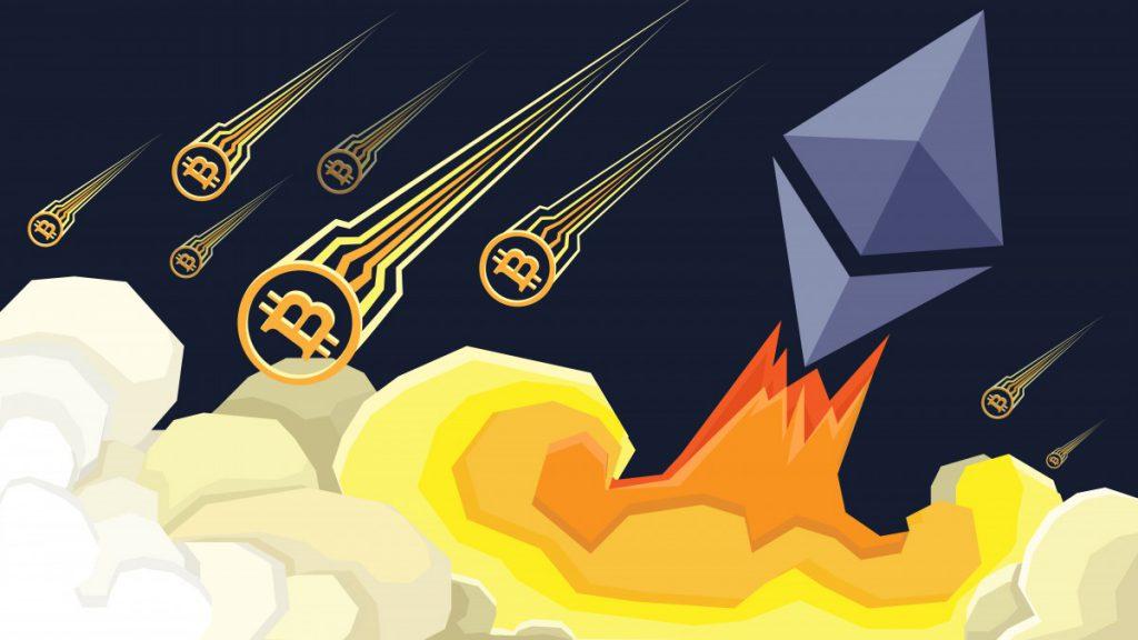 bitcoin, ethereum, cryptocurrency