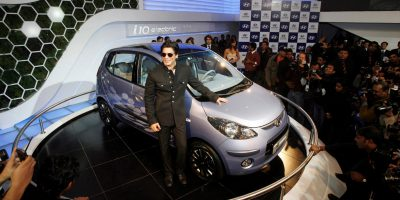 Shah Rukh Khan, electric car, India
