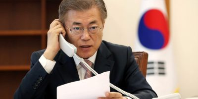 south korea president moon jae in
