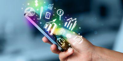 smartphone, mobile, finance
