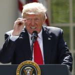 president donald trump climate change