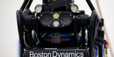 boston dynamics robotics