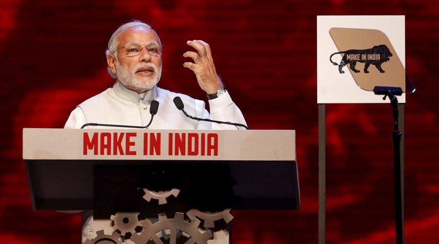 modi make in india