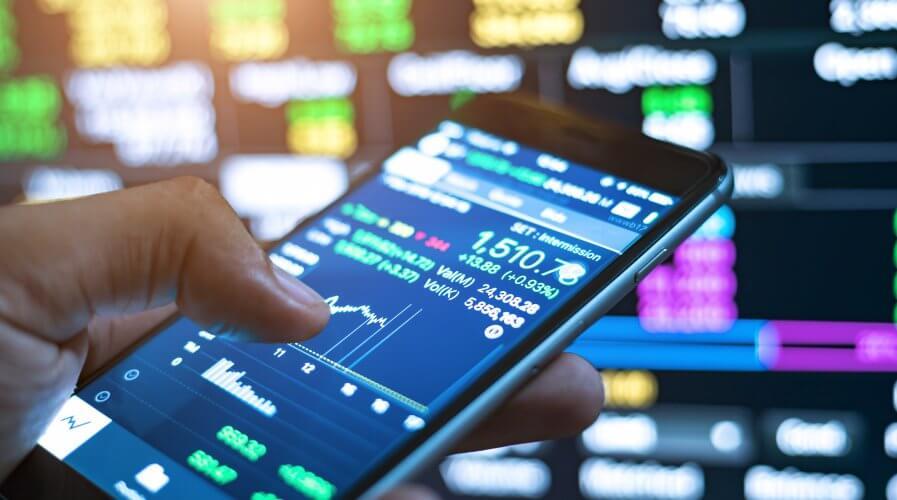 trader stock broking