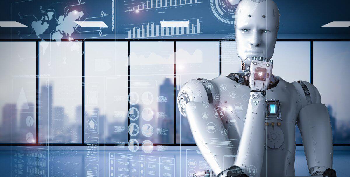 Robot office