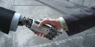 robo hand man