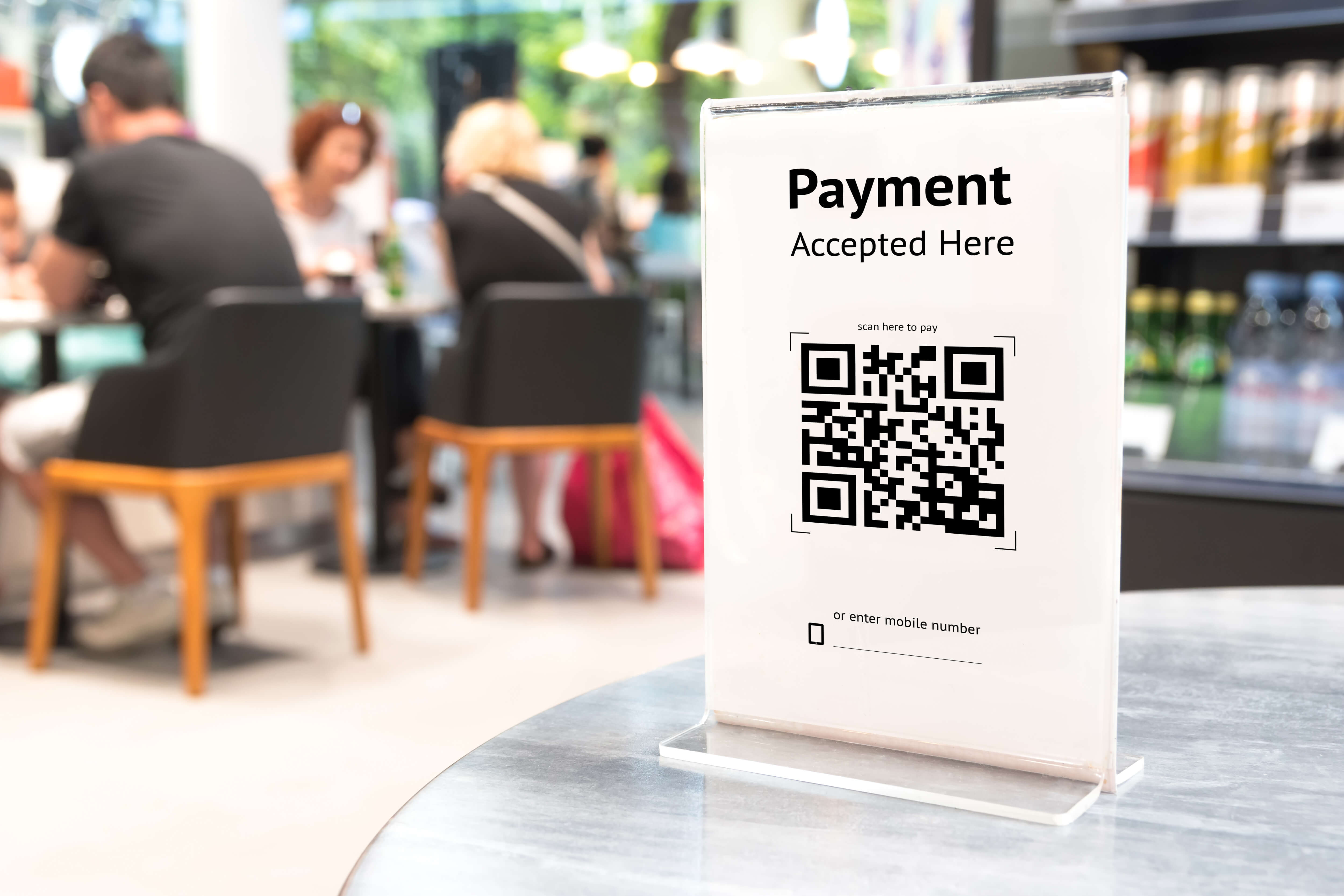 Singaporean Banks To Support Qr Payment Systems Next Year