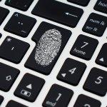 fingerprint keyboard