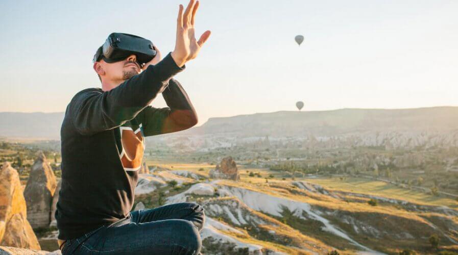The future of travel -- virtual tourism