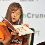 VIPKID Founder and CEO Cindy Mi speaks onstage during TechCrunch Disrupt SF 2017 at Pier 48 on September 20, 2017 in San Francisco, California.