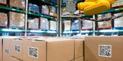 How is the supply chain innovating for retail?