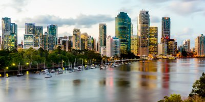 Brisbane is going digital.