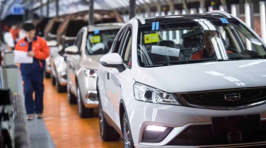Is China going to invest in connected cars?