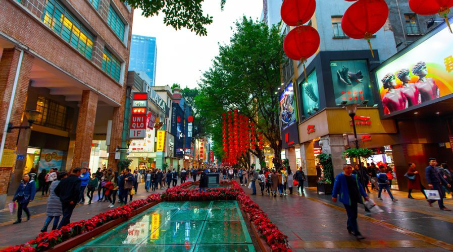China is working hard to boost tech innovation. Source: Shutterstock